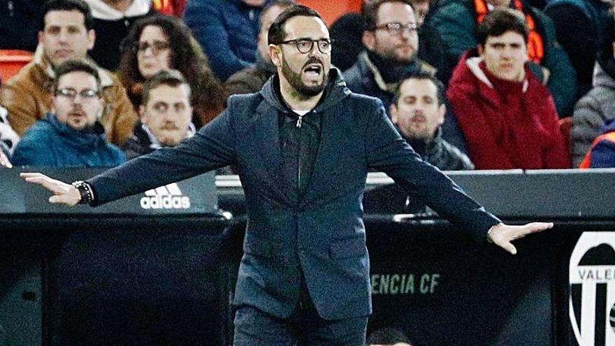 Acuerdo totalcon José Bordalás y el Getafe CF