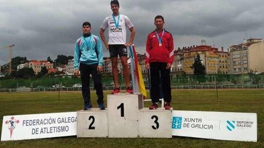 Manuel Iglesias se cuelga el bronce