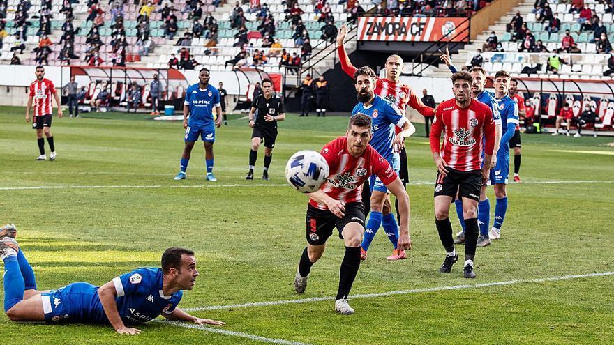 El Zamora CF, con todas las opciones para el play-off a Segunda A