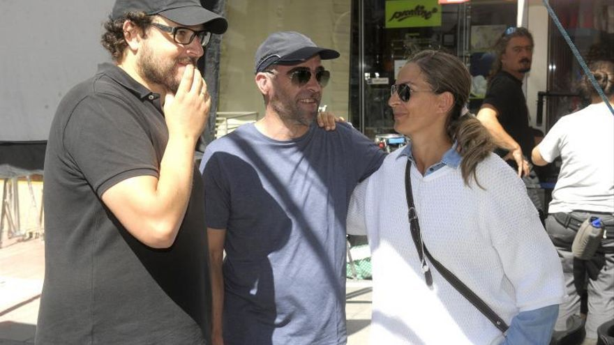Tosar, Raúl Arévalo y Elena Anaya rodarán con Vaca Films en la ciudad