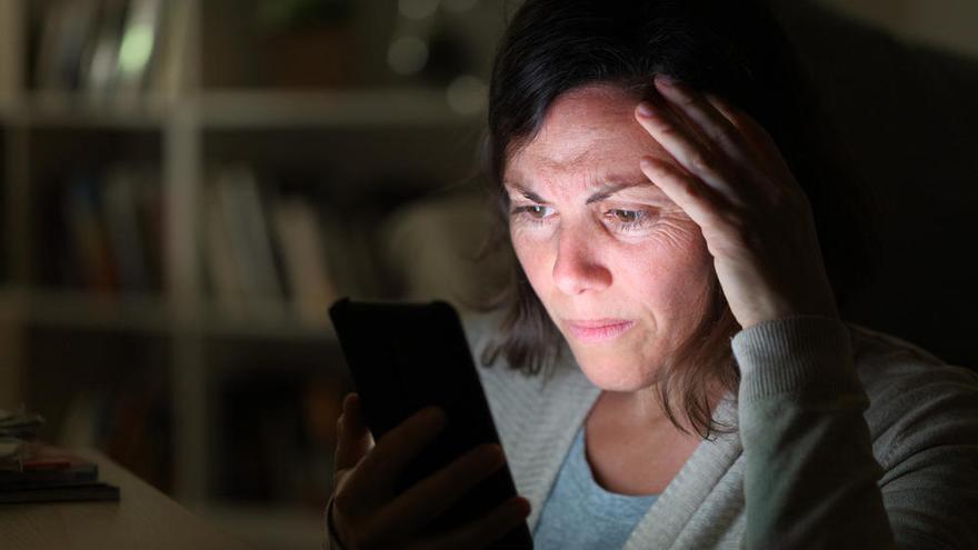 Los problemas oculares se disparan por el uso intensivo de pantallas en la pandemia