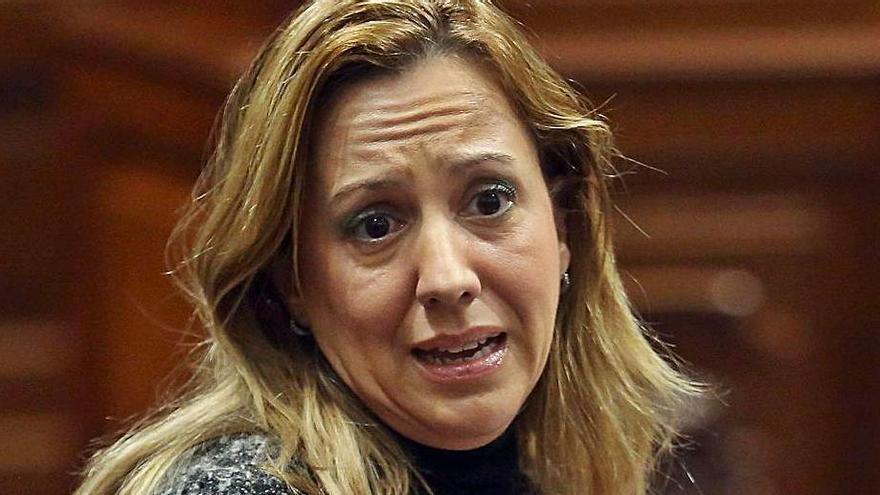 La diputada de CC y exconsejera de Hacienda, Rosa Dávila.