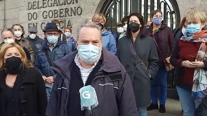 Más de 3.000 firmas en apoyo de recurrir la sentencia de Meirás
