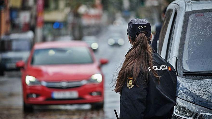 Agentes del CNP abren 418 propuestas de sanciones  por incumplimientos