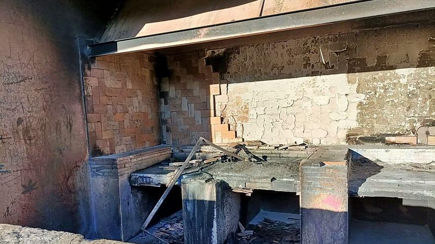 Más actos vandálicos en Simat de la Valldigna