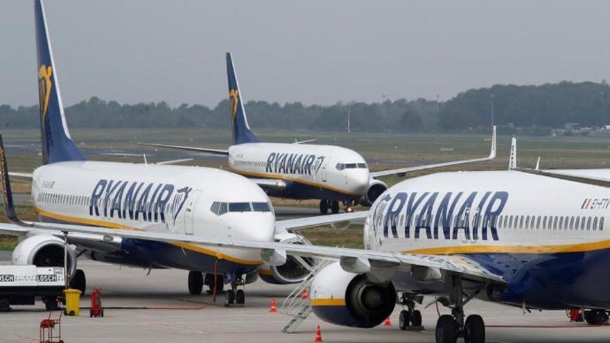 Ryanair operará tres nuevas rutas entre la península y Canarias