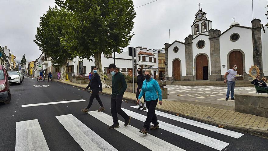 Valleseco pide el autoconfinamiento por el alza del virus en el municipio