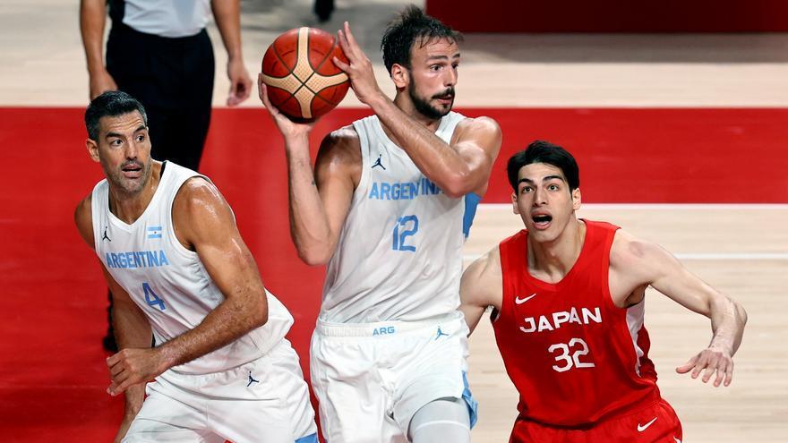 Argentina derrota a Japón y logra el pase a cuartos