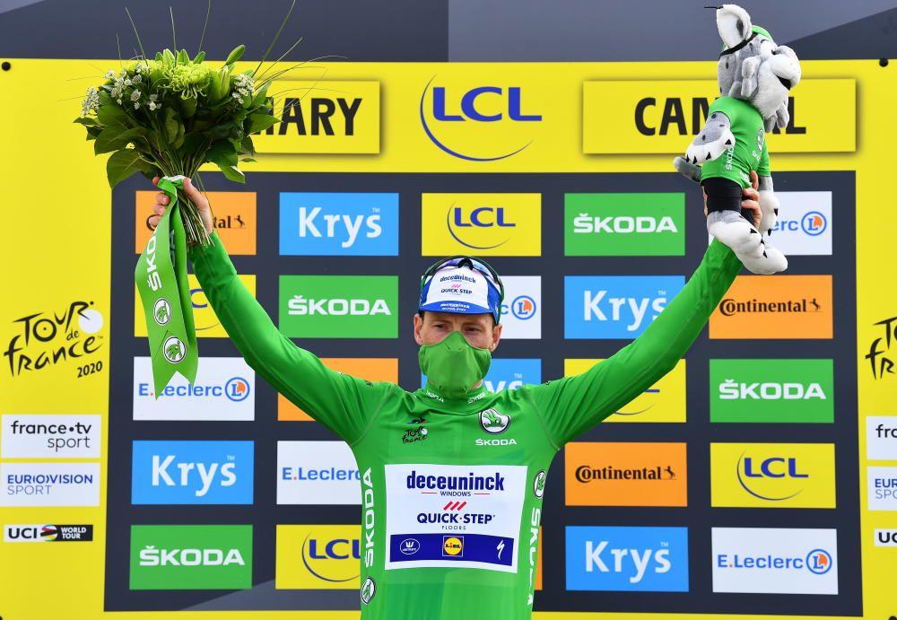 Decimotercera etapa del Tour de Francia.