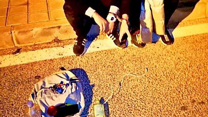 La Policía Nacional evita dos robos en domicilios de Alicante y Alcoy