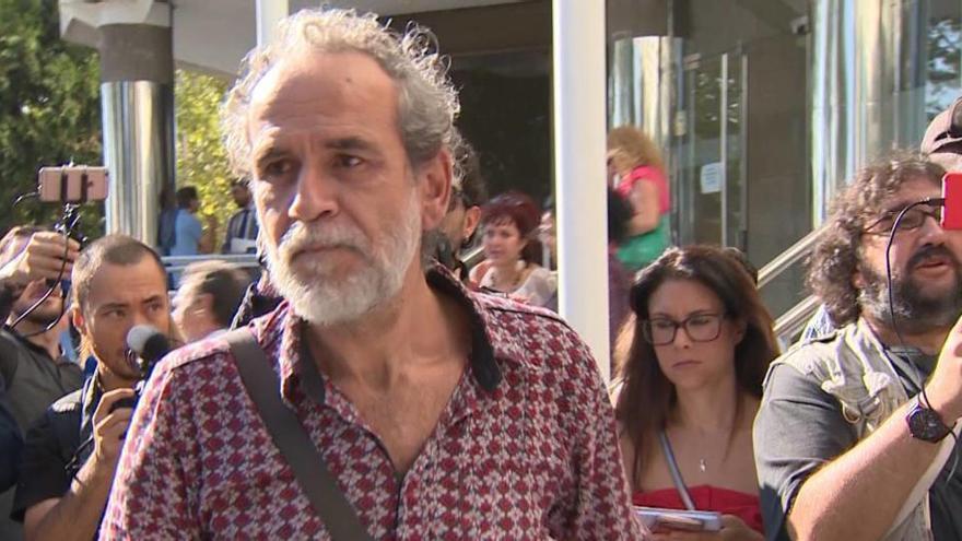 Willy Toledo, a juicio en enero por vulnerar el honor de Abogados Cristianos
