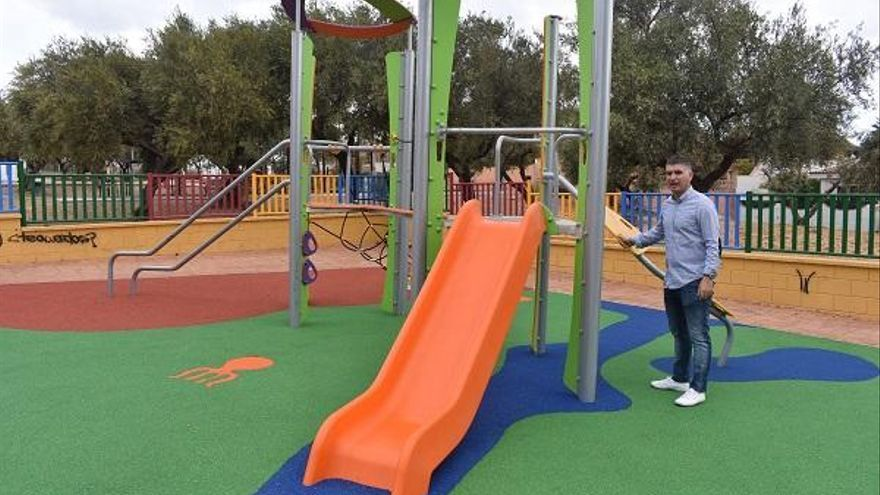 Alhaurín de la Torre ultima un plan de puesta a punto y reordenación de la red de parques infantiles