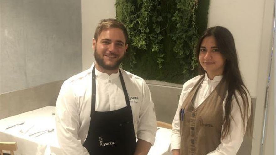 Yarza, el restaurante de cabecera del Ensanche