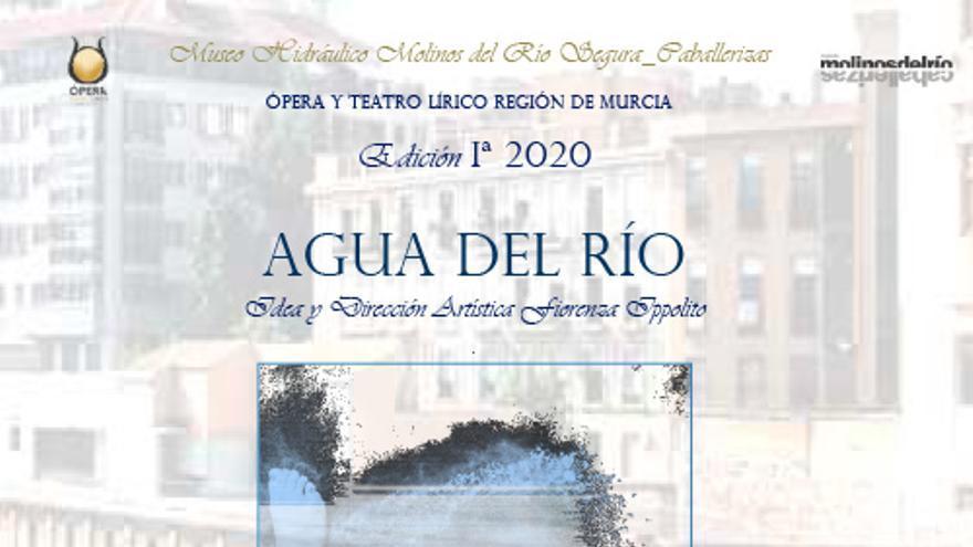 Agua del Río. Performance y exposición