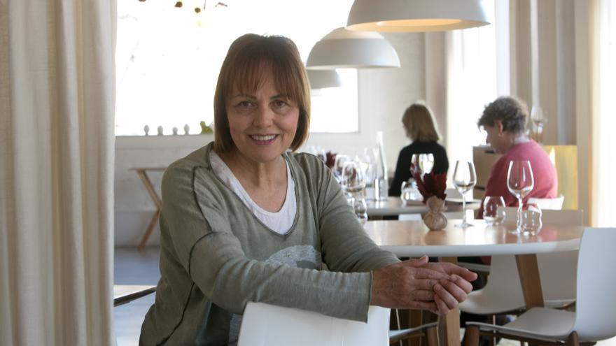 María José San Román: «Creo que ha llegado el fin de la cocina fantástica»