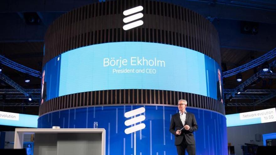 Ericsson no participará en el MWC por el brote de coronavirus