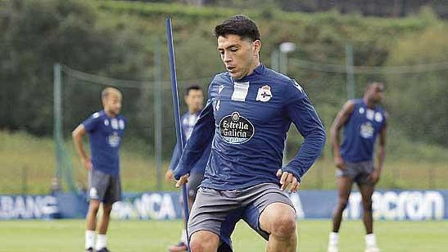 """Nacho González: """"Sé que Munúa ha dado buenas referencias de mí y eso significa mucho"""""""