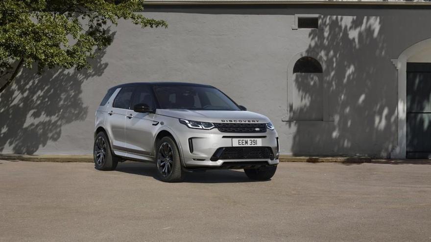 Land Rover renueva los Evoque y Discovery Sport para 2021
