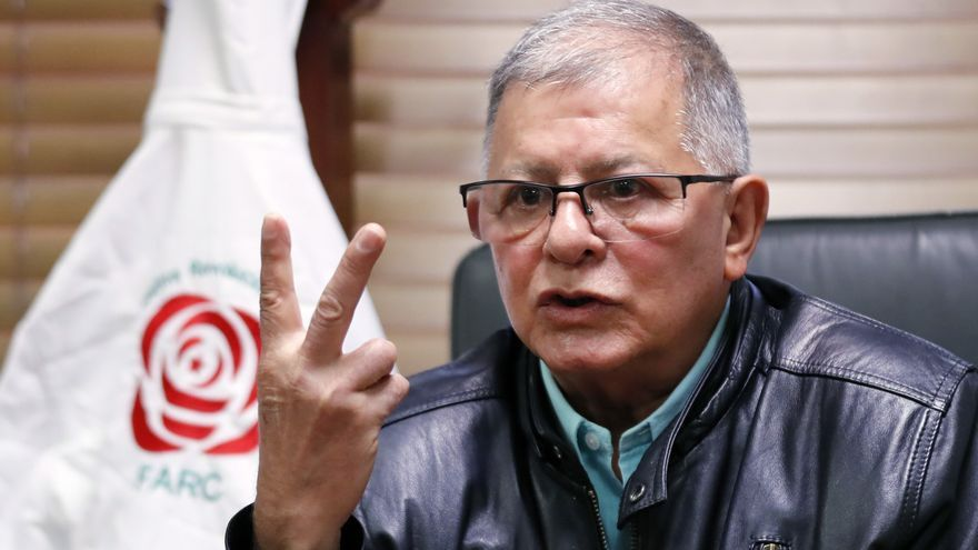 Arrestan en México a Rodrigo Granda, antiguo líder de las FARC