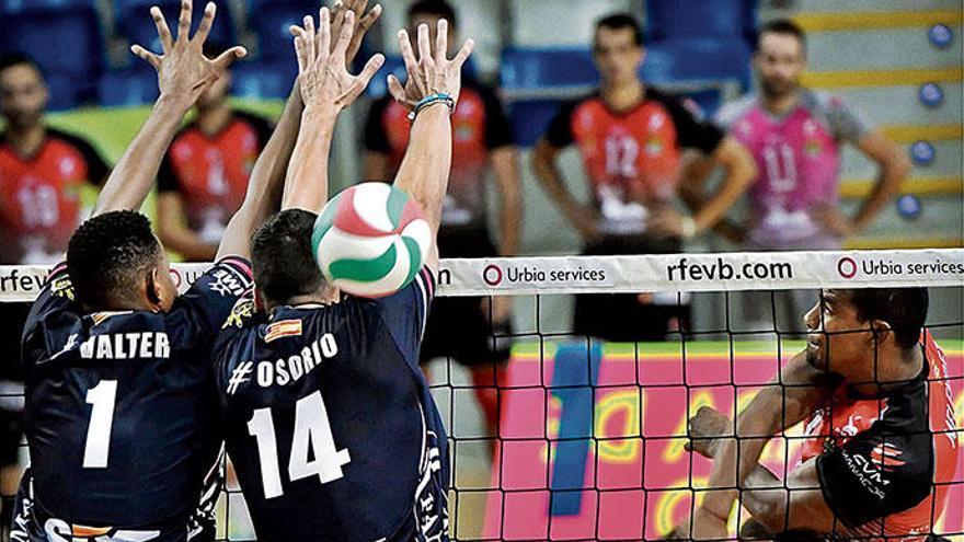 Erstmals Mallorca-Derby in erster Volleyballliga