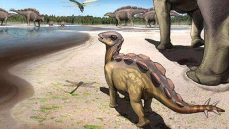 ¿Hubo dinosaurios del tamaño de un gato?