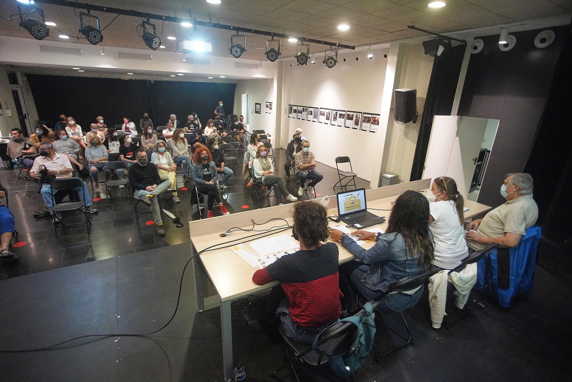 Arranca la 3a edició del Festival d'art urbà Monar'T que s'allargarà fins al 26