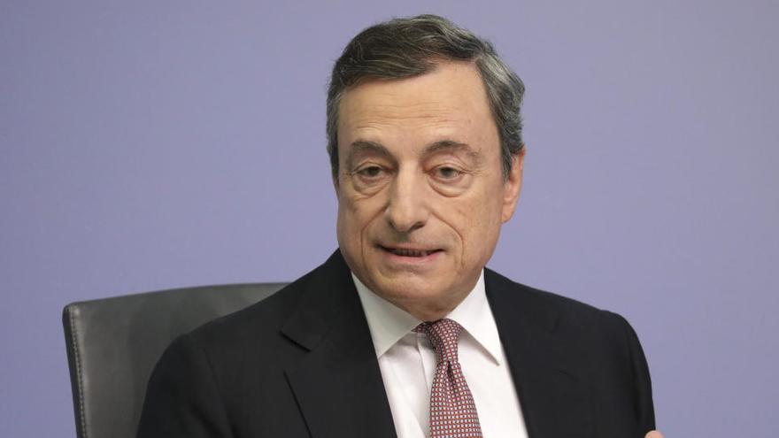 """Draghi: """"La pandemia de coronavirus es una tragedia de proporciones bíblicas"""""""