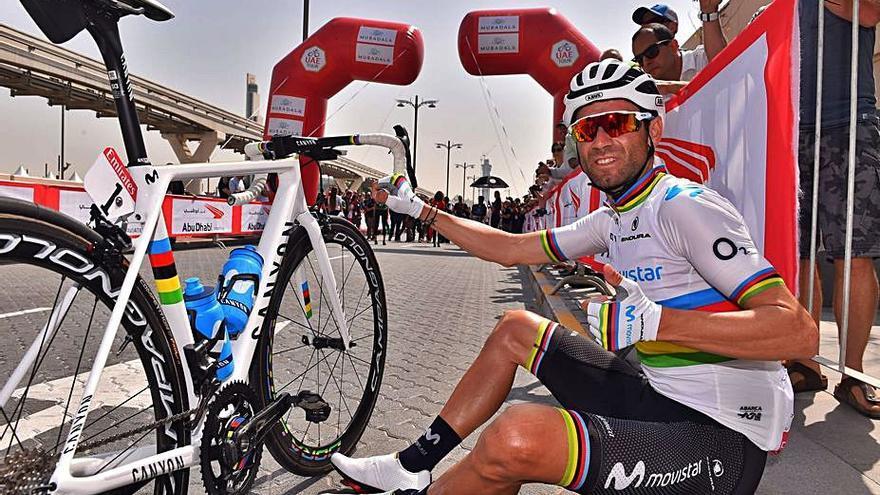 Valverde, Landa y Mas, a por el triunfo