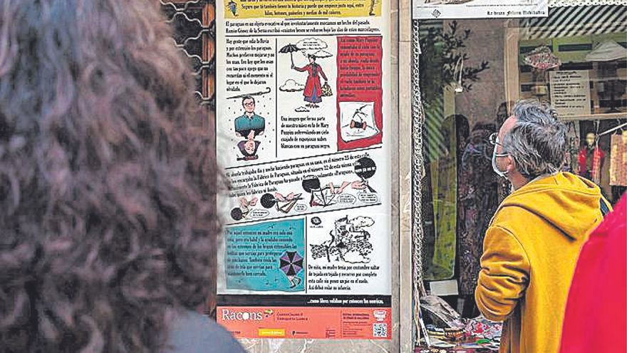 Cuatro kilómetros de Palma con 13 guiños al mundo de la historieta