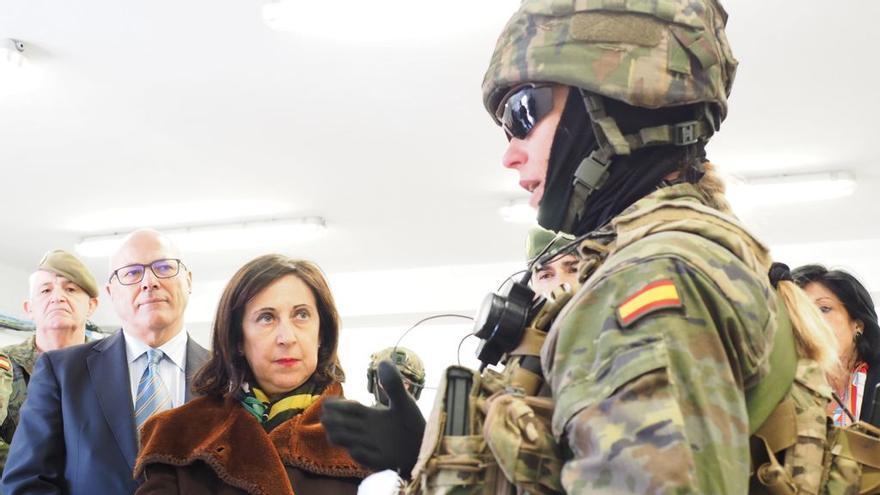 La brigada Esmeralda Ruiz Alonso, VIII Premio 'Soldado Idoia Rodríguez, mujer en las Fuerzas Armadas'