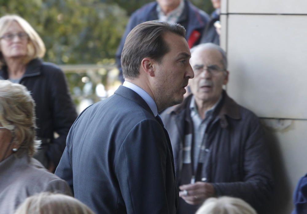 Quico Catalán, presidente del Levante UD