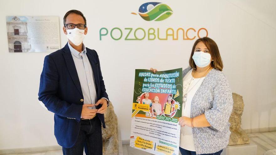 El Ayuntamiento de Pozoblanco concede ayudas a los alumnos de Infantil