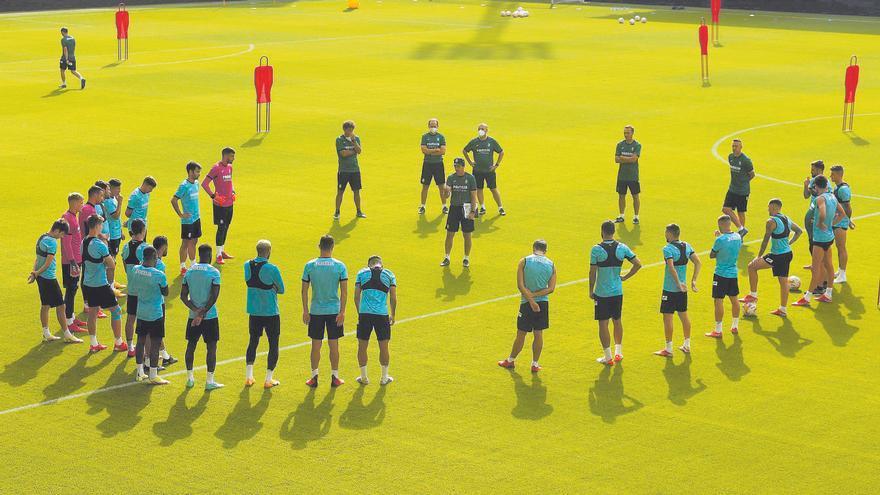El Villarreal empieza a preparar su asalto ante el Atlético en el Wanda