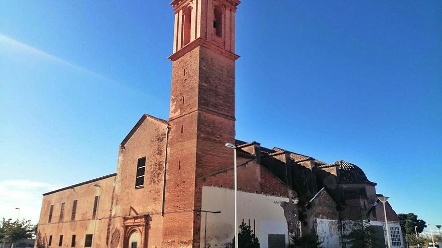 Alfara inicia la restauración de Sant Dídac
