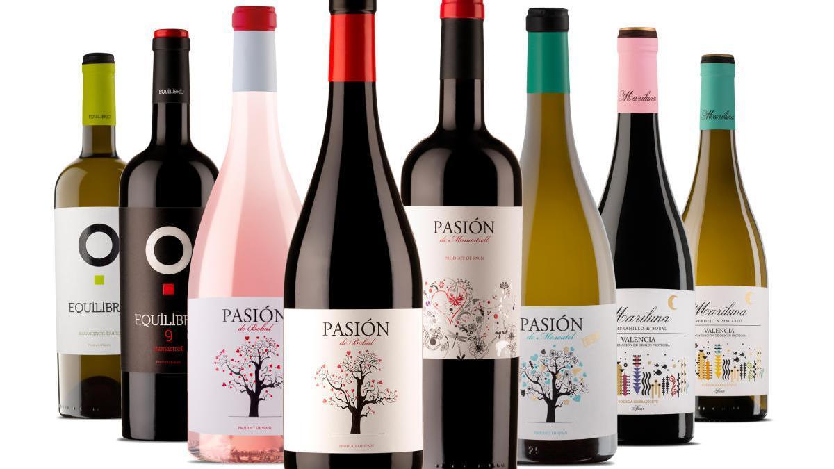 Sierra Norte dispone de uvas de gran calidad de variedades locales, cultivadas en su hábitat natural.