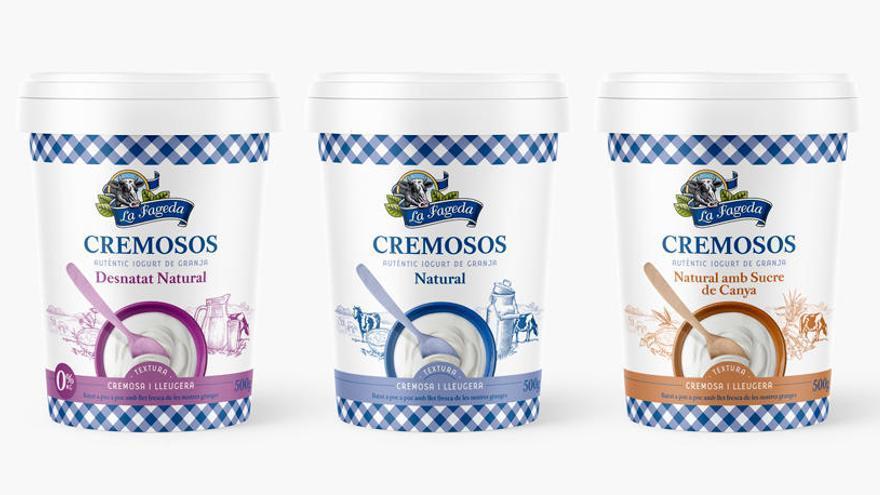 La Fageda posarà a la venda iogurts a granel