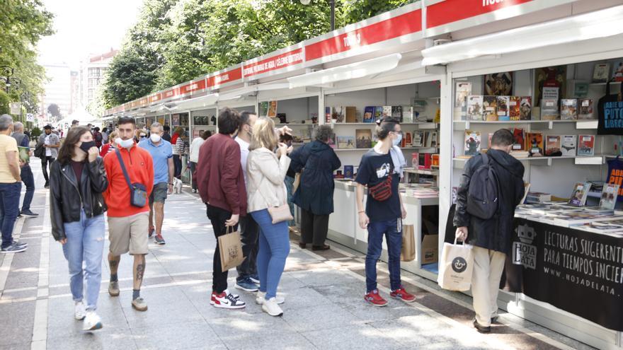 Satisfacción en la Feria del Libro con las ventas y las actividades