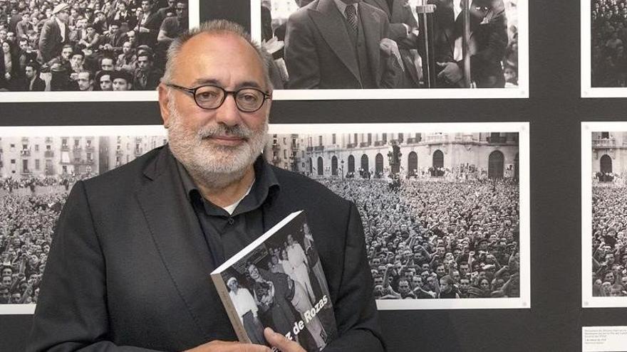 Fallece el fotoperiodista Carlos Pérez de Rozas