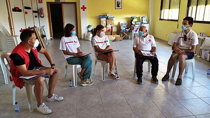 Cruz Roja de Toro involucra a jóvenes en labores de voluntariado ambiental