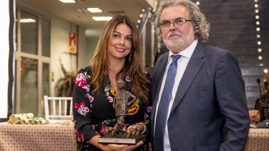 El Colegio de Veterinarios de Las Palmas premia al exconsejero insular de Medio Ambiente y al Centro de Recuperación de Fauna Silvestre