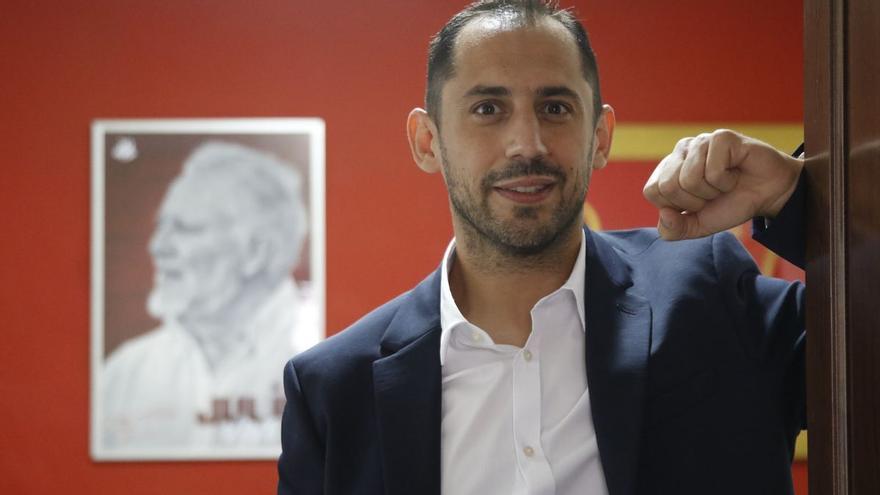 Sebastián Pérez sustituirá a Pedro García como coordinador provincial de IU en Córdoba