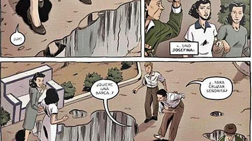 Un cómic para conocer mejor a Miguel Hernández