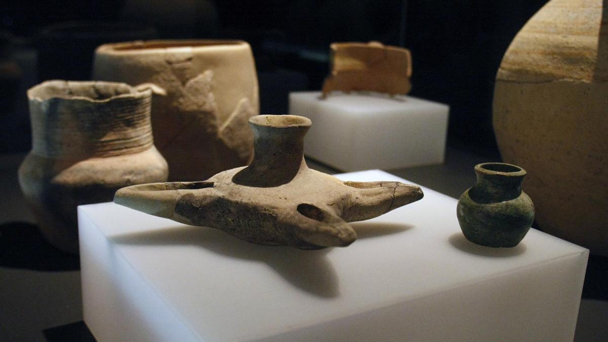Herramientas vikingas encontradas en Orihuela