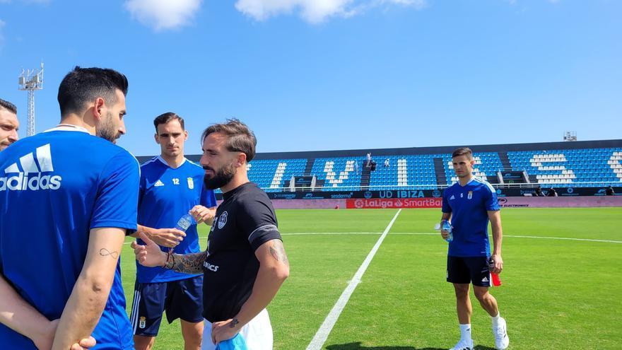 EN DIRECTO: Sigue el partido del Real Oviedo en Ibiza