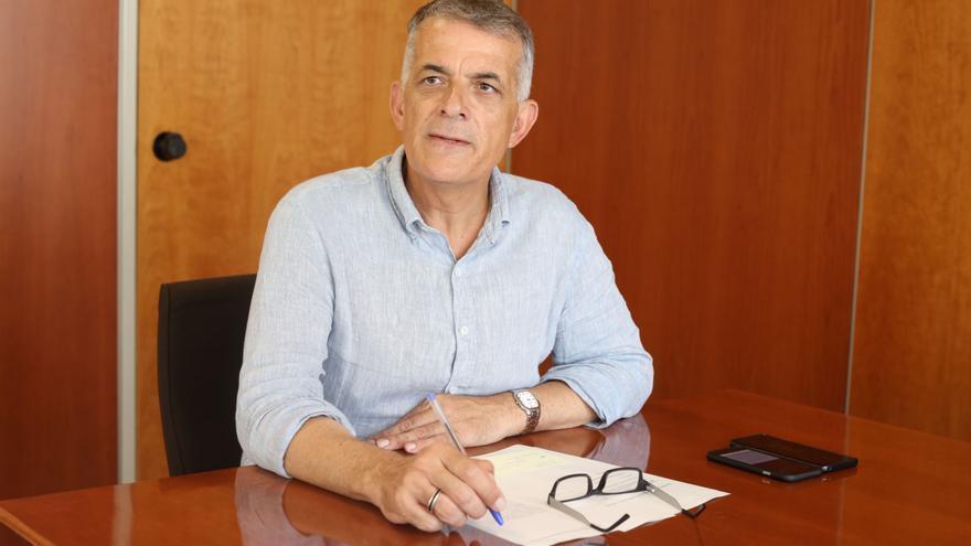 """Vicent Torres cesa como interlocutor parlamentario """"por motivos personales"""""""