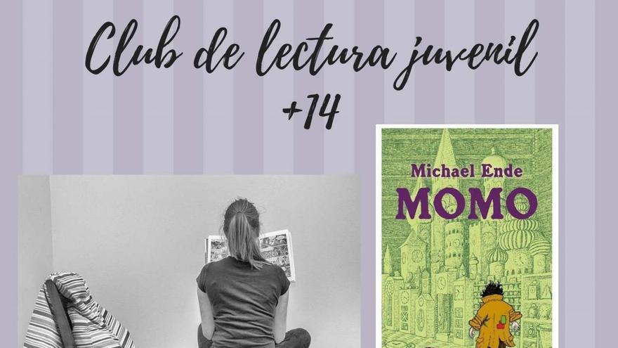 Comentari col·loqui del llibre  Momo