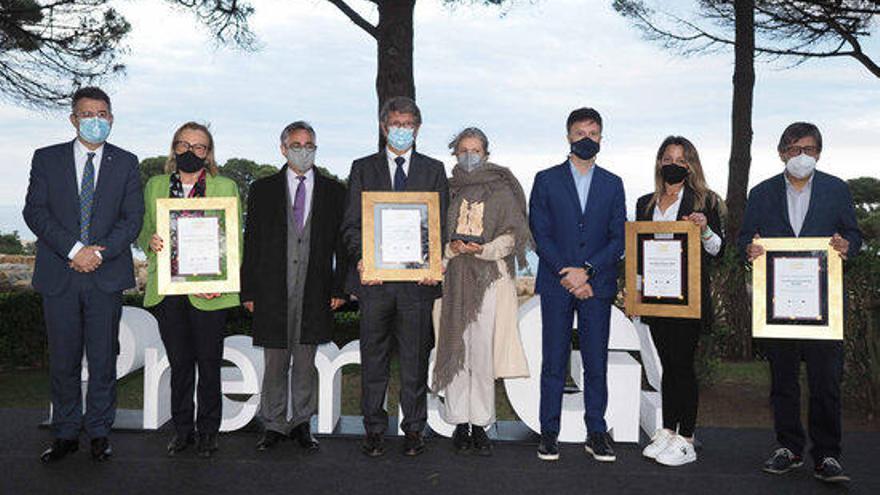 El Grup Peralada rep un dels Premis G! d'honor a Empúries