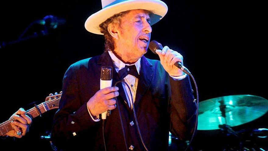 Bob Dylan glosa la cultura americana en una canción inédita de 17 minutos