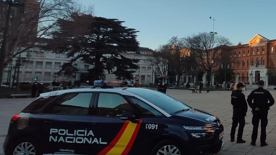 Un hombre es detenido por tercera vez en quince días por robos con fuerza en Valladolid