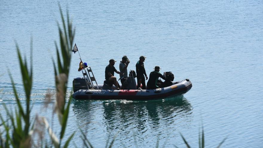 Se intensifica la búsqueda del joven desaparecido en el Lago Azul